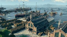 Кадры из игры Anno 1800