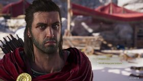 Кадры из игры Assassin's Creed Odyssey