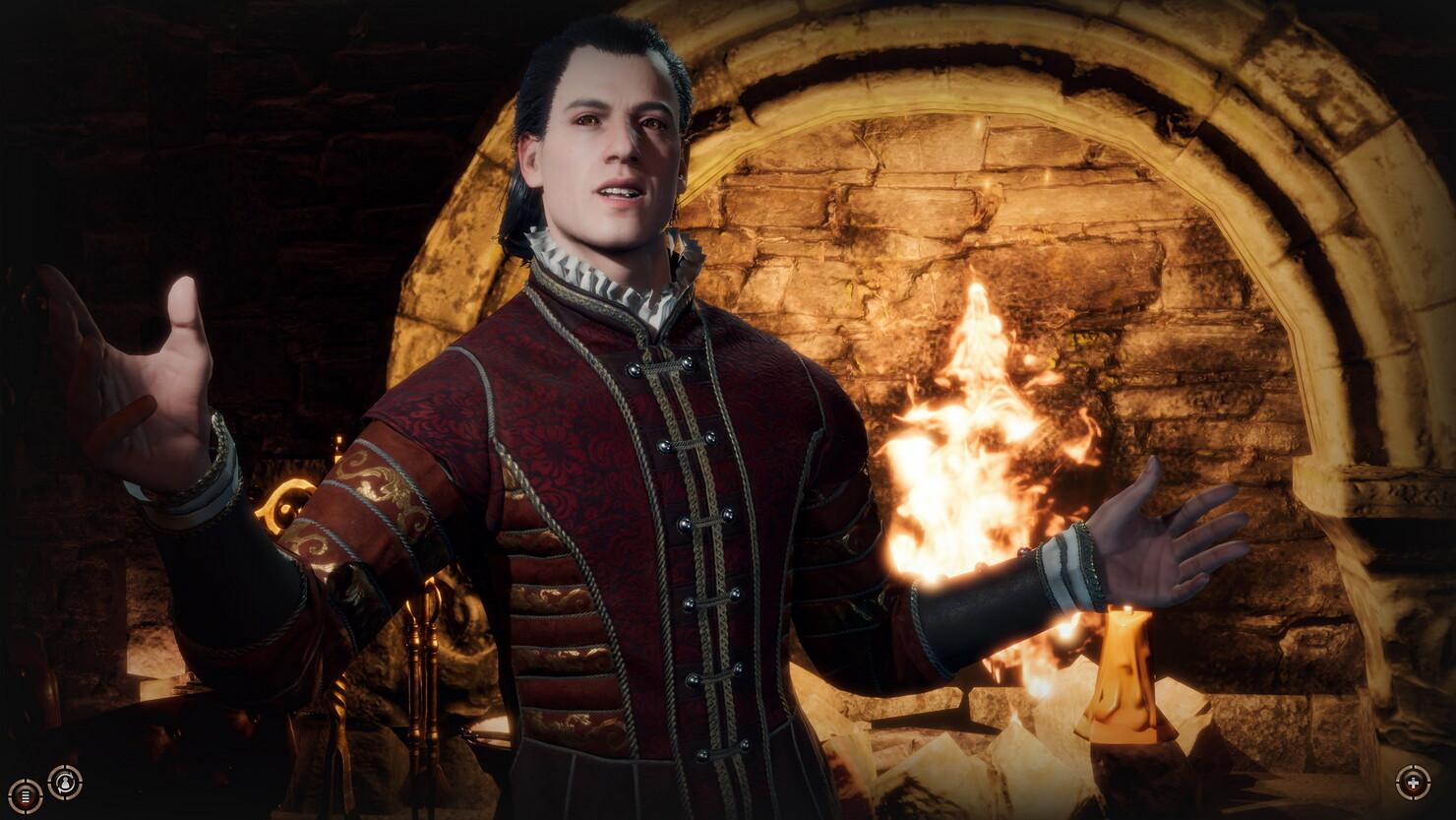 Кадры из игры Baldur's Gate III