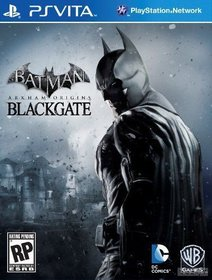 Улучшенный тур Бэтмена по Блэкгейту