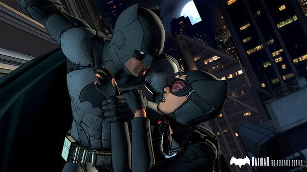 Кадры из игры Batman: The Telltale Series - Episode 1: Realm of Shadows