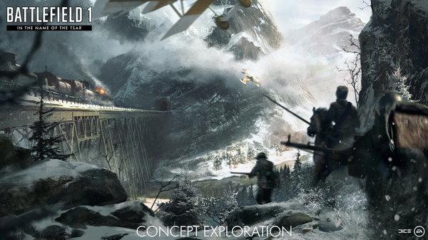 Обложки игры Battlefield 1