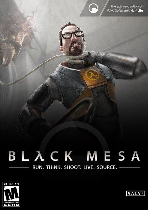 Black Mesa, постер № 1