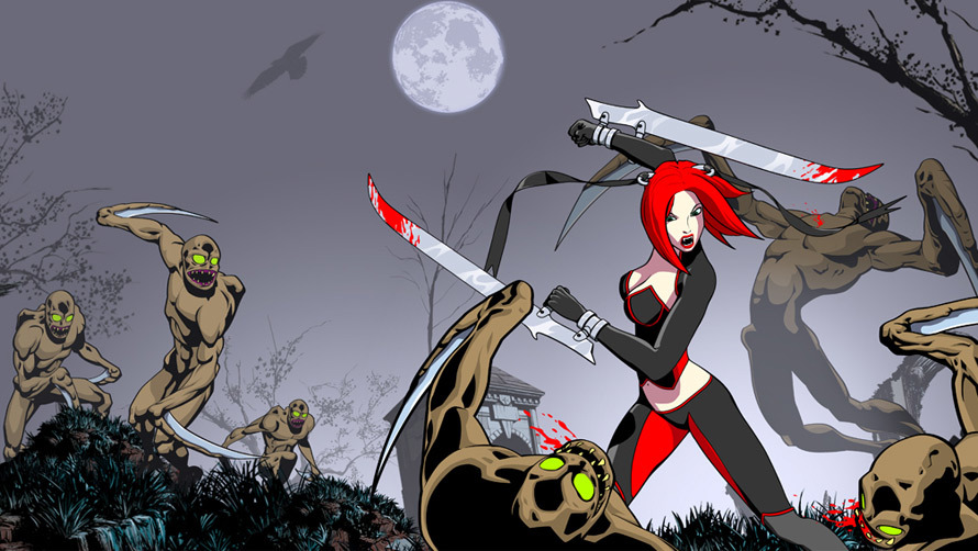 BloodRayne: Betrayal, кадр № 1