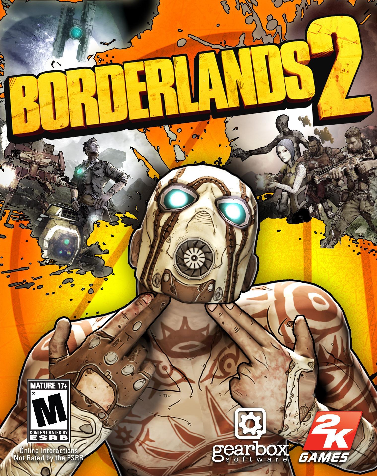 Borderlands 2, постер № 1