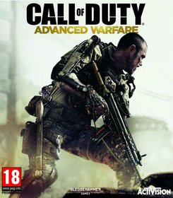 Обложки игры Call of Duty: Advanced Warfare