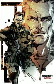 Обложки игры Call of Duty: Black Ops III