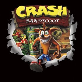 Обложки игры Crash Bandicoot N. Sane Trilogy