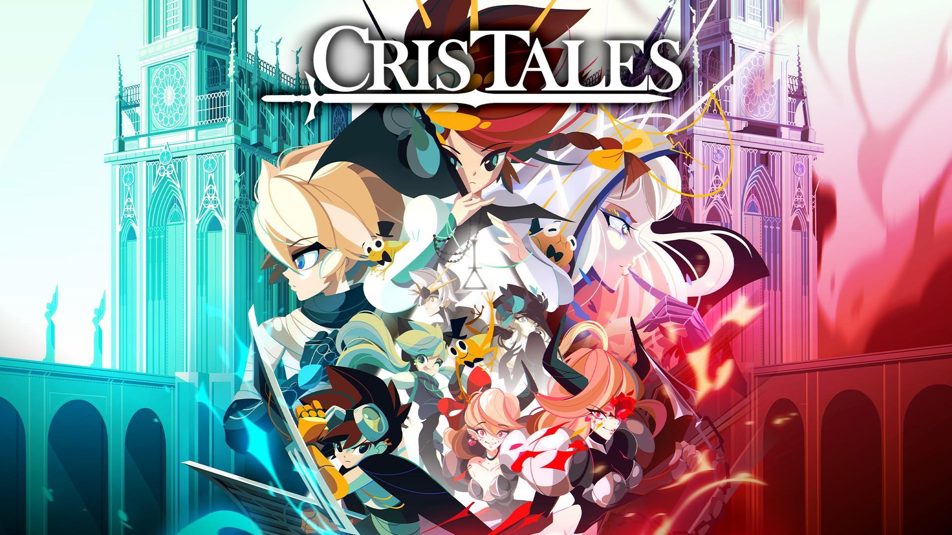 Cris Tales, постер № 1