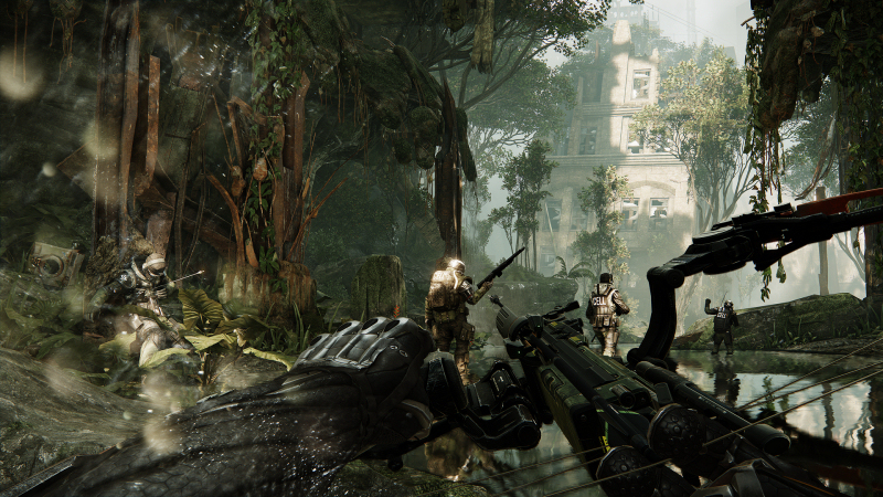 Crysis 3 reloaded Crack only.