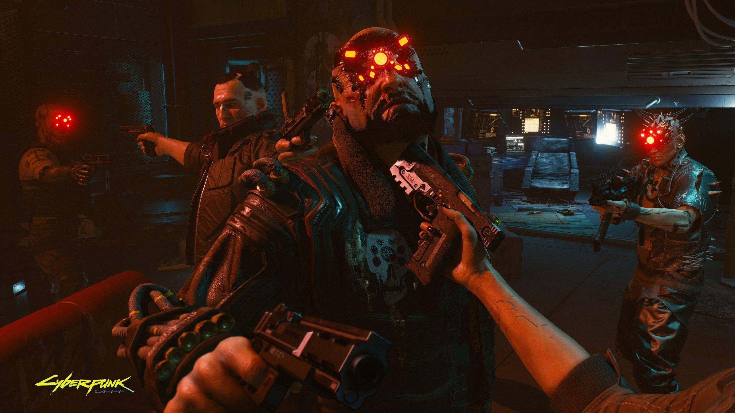 Cyberpunk 2077, кадр № 17