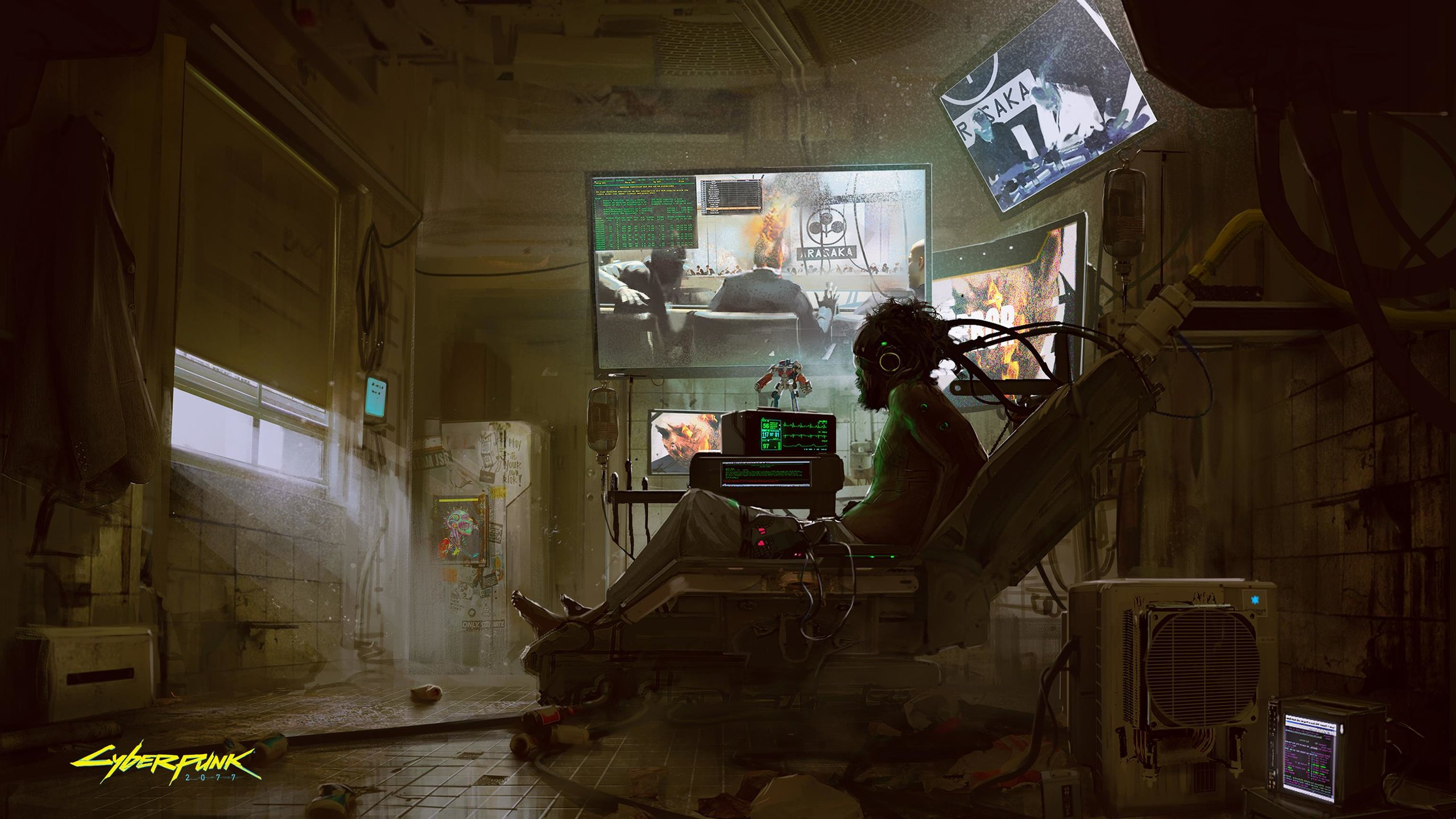 Cyberpunk 2077, кадр № 14