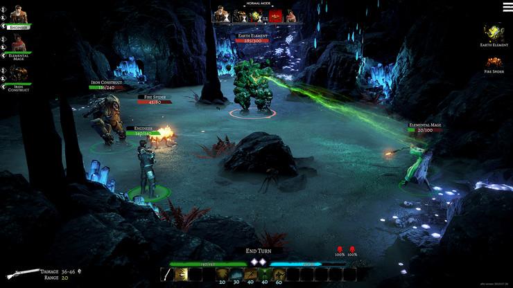 Кадры из игры Dark Envoy