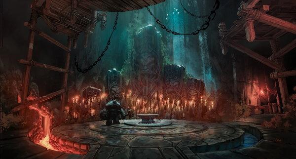 Промо-арт игры Darksiders III