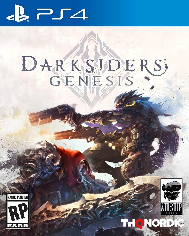 Darksiders: Genesis, постер № 1