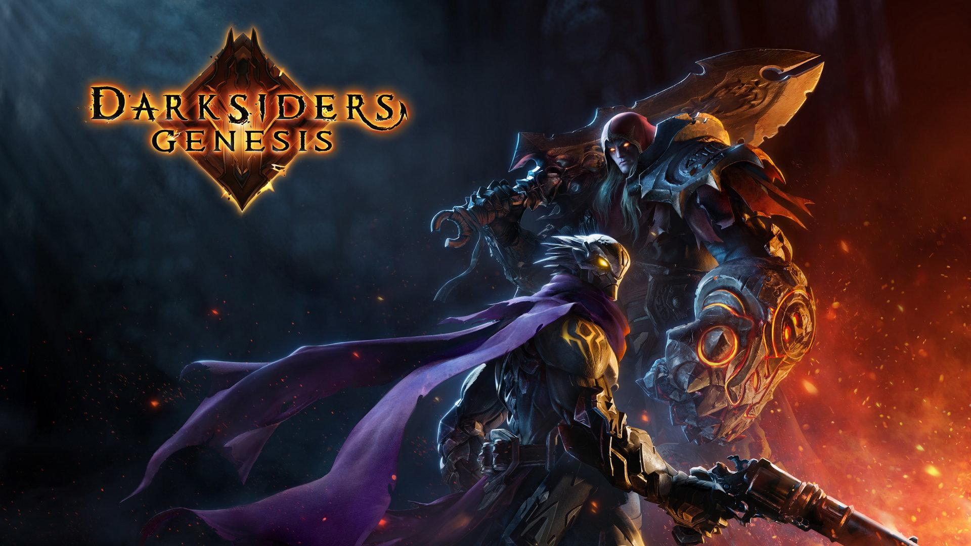 Darksiders: Genesis, постер № 2