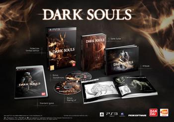 Коллекционка Dark Souls