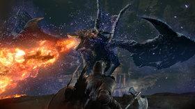 Кадры из игры Dark Souls III: The Ringed City