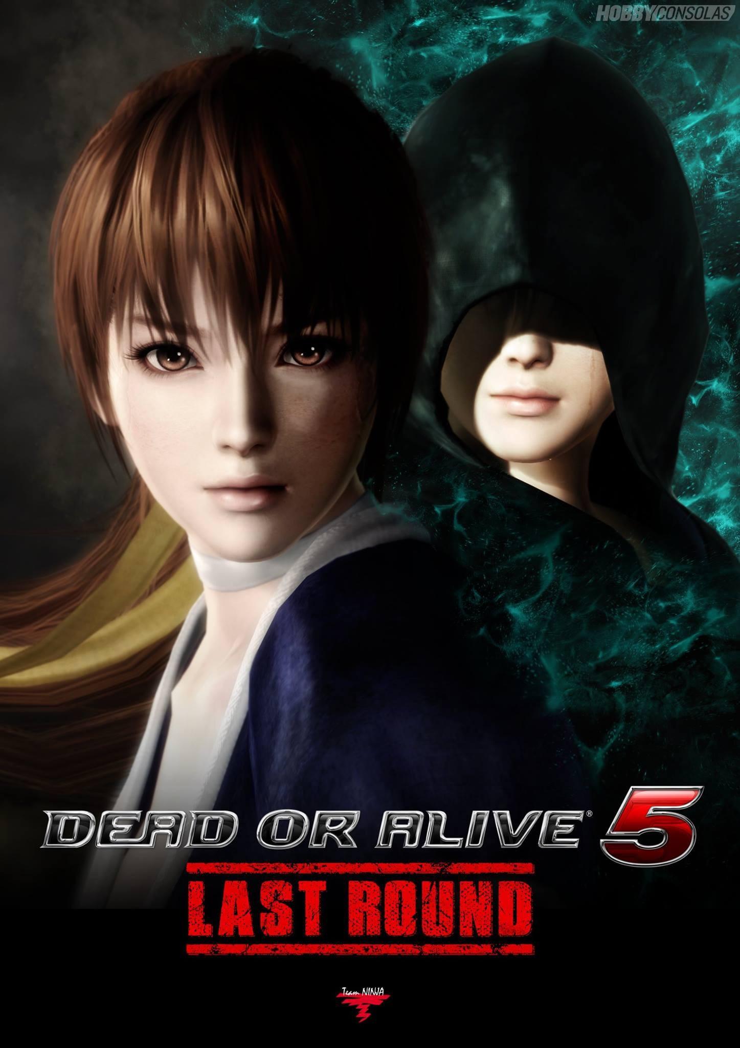 Dead or Alive 5, постер № 2