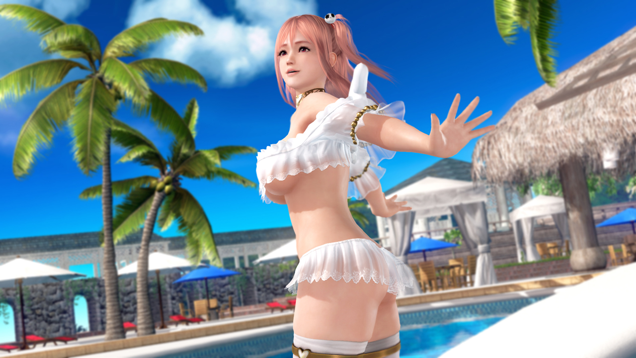 Hetai dead or alive xtreme 3 images erotic photo