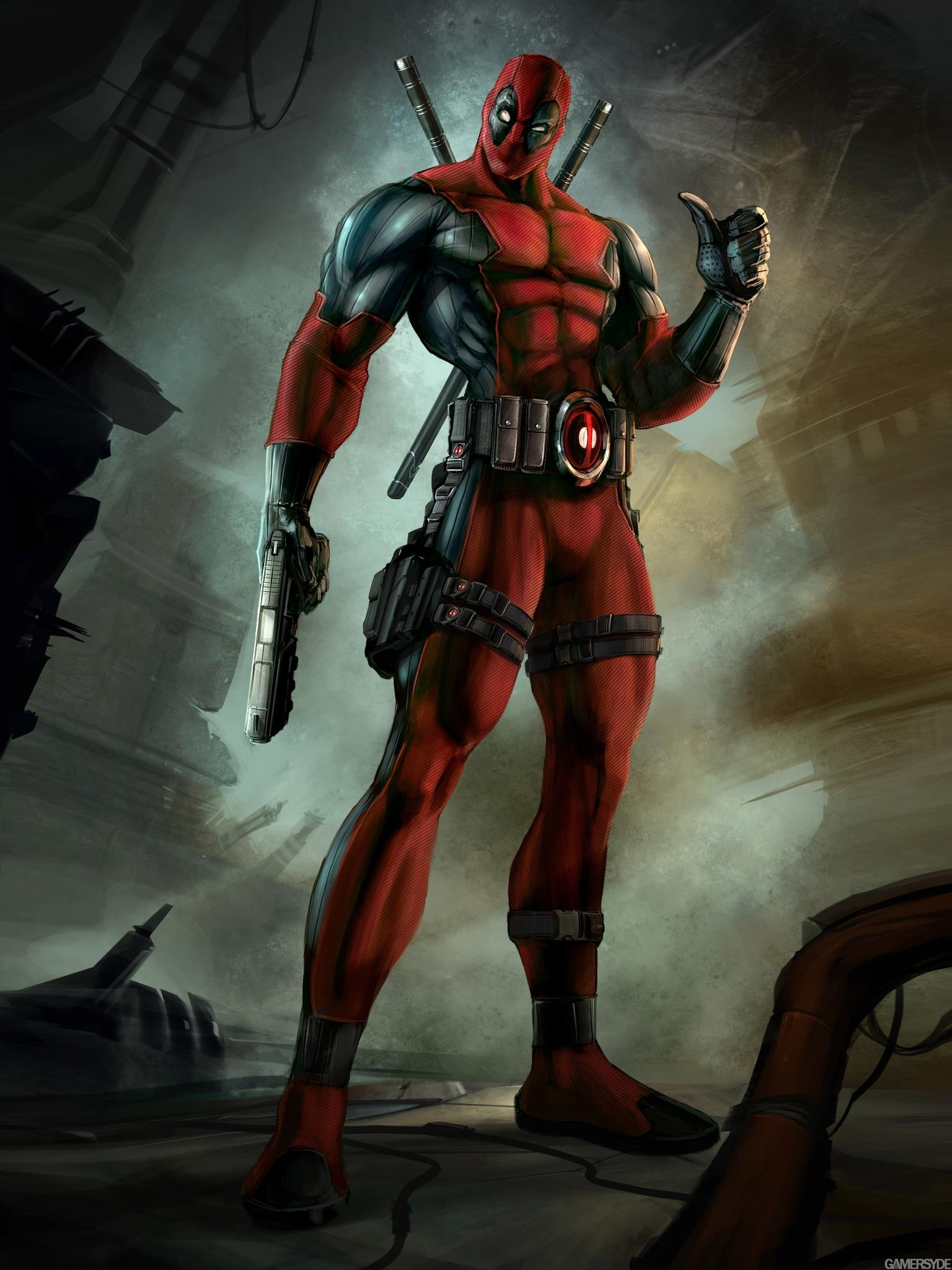 Deadpool, кадр № 1