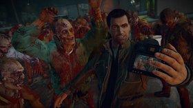 Кадры из игры Dead Rising 4