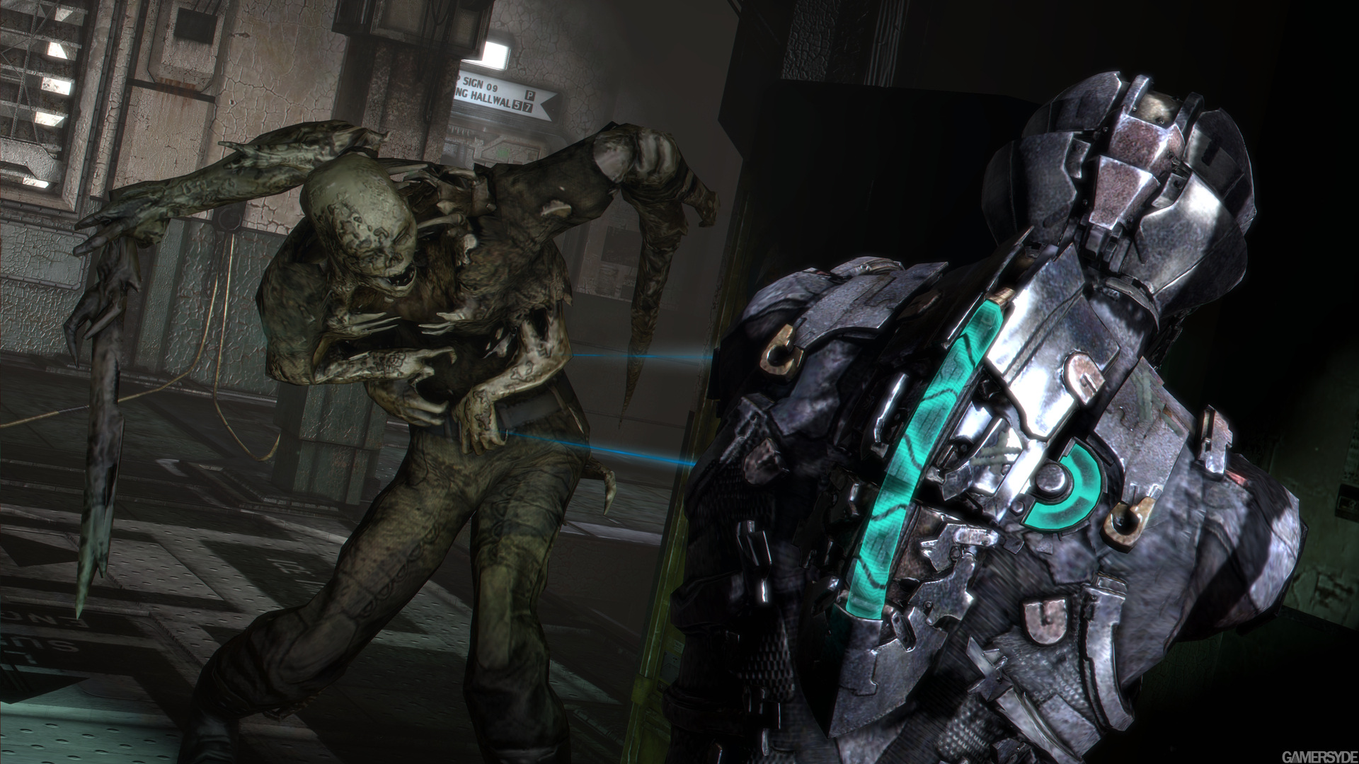 Dead Space 3, кадр № 10