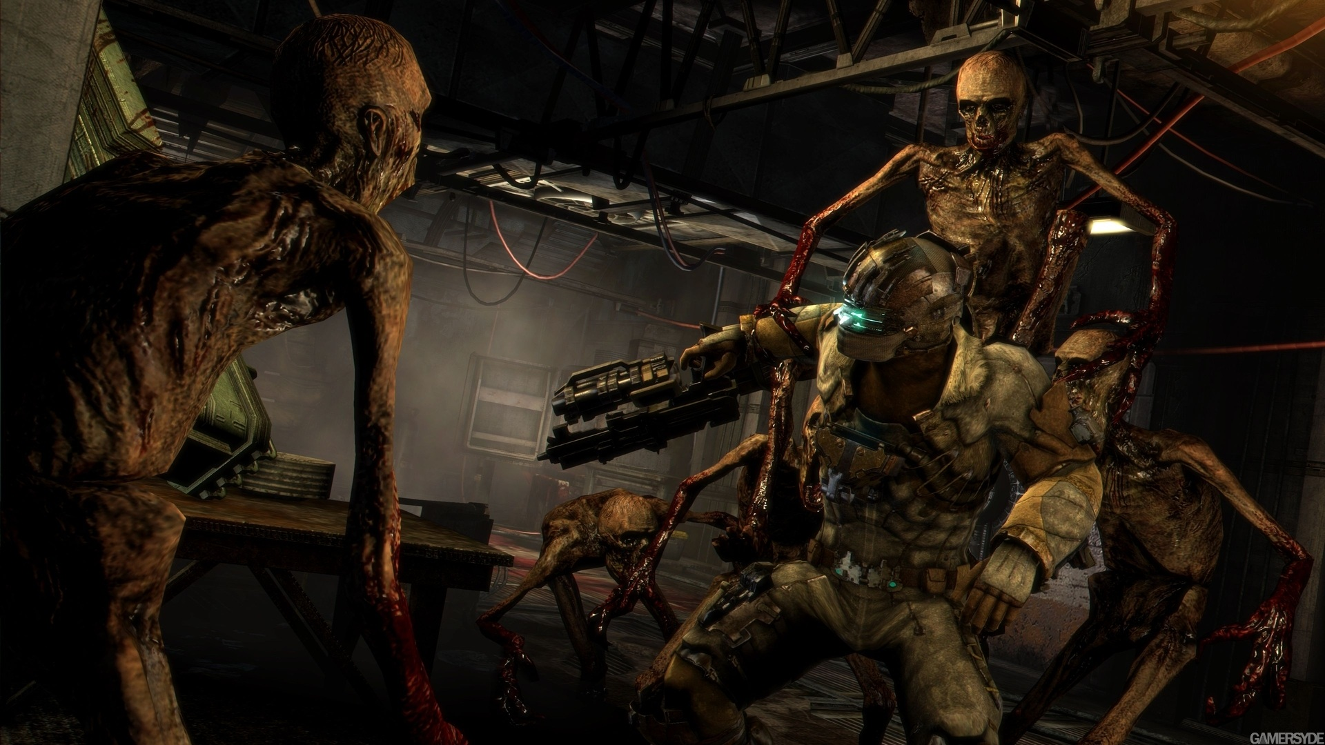 Dead Space 3, кадр № 12