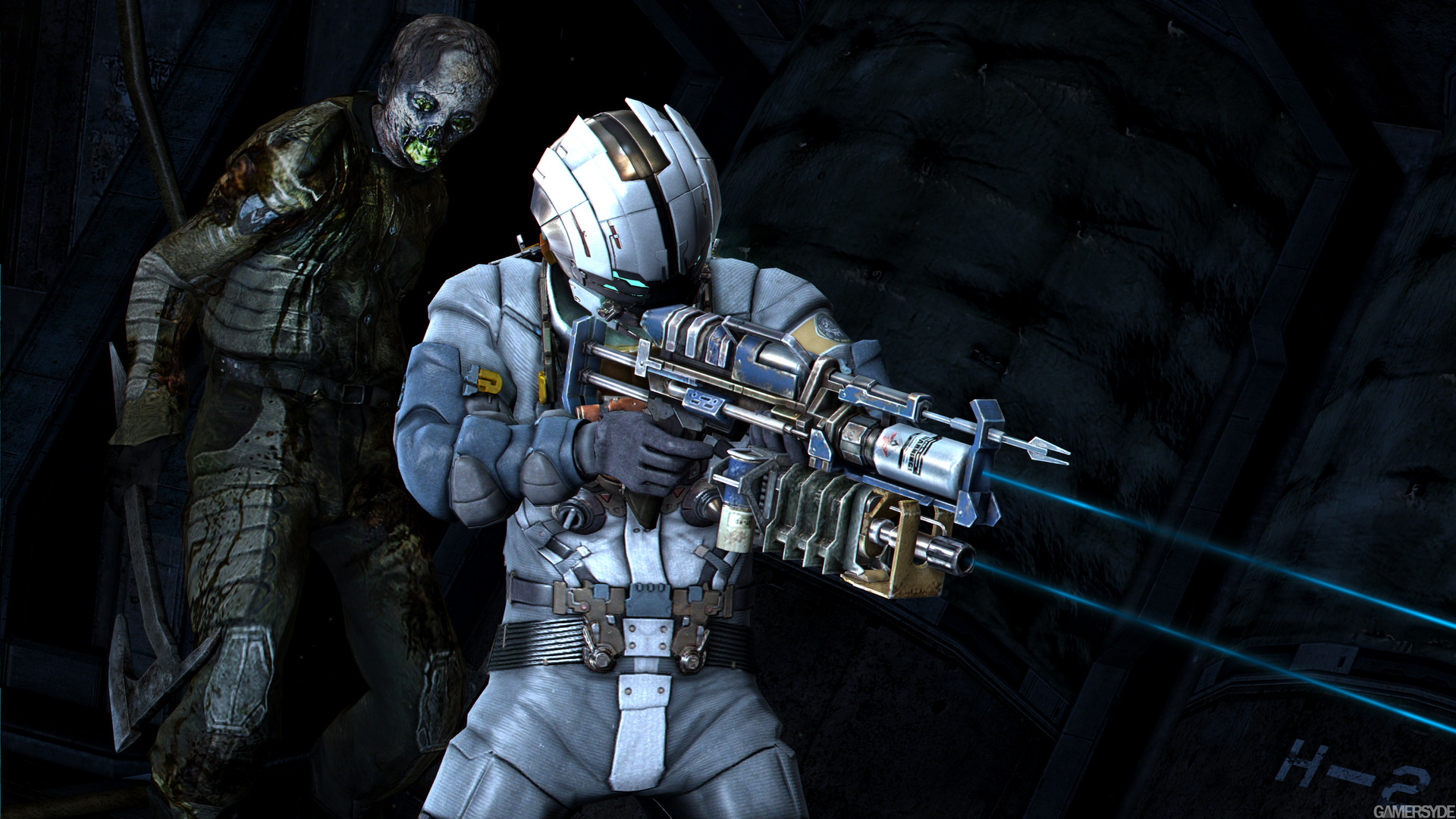 Dead Space 3, кадр № 13