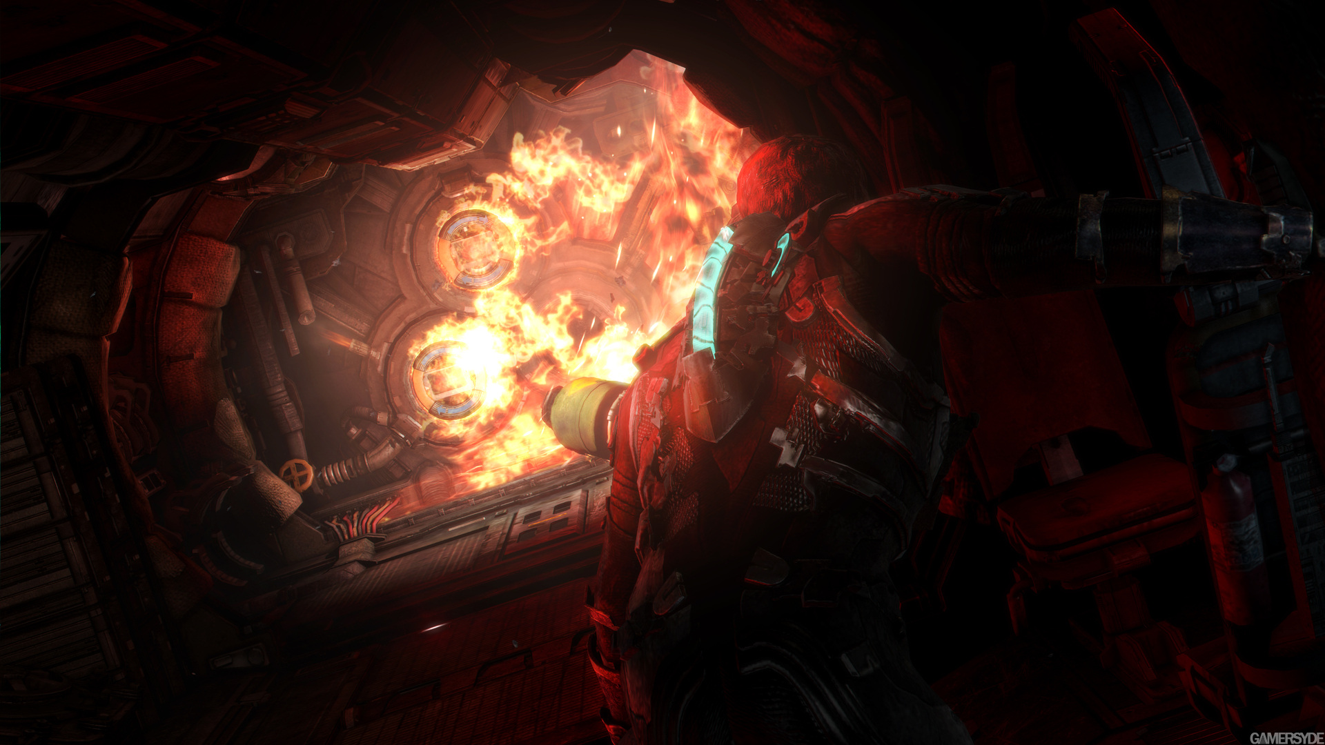Dead Space 3, кадр № 19