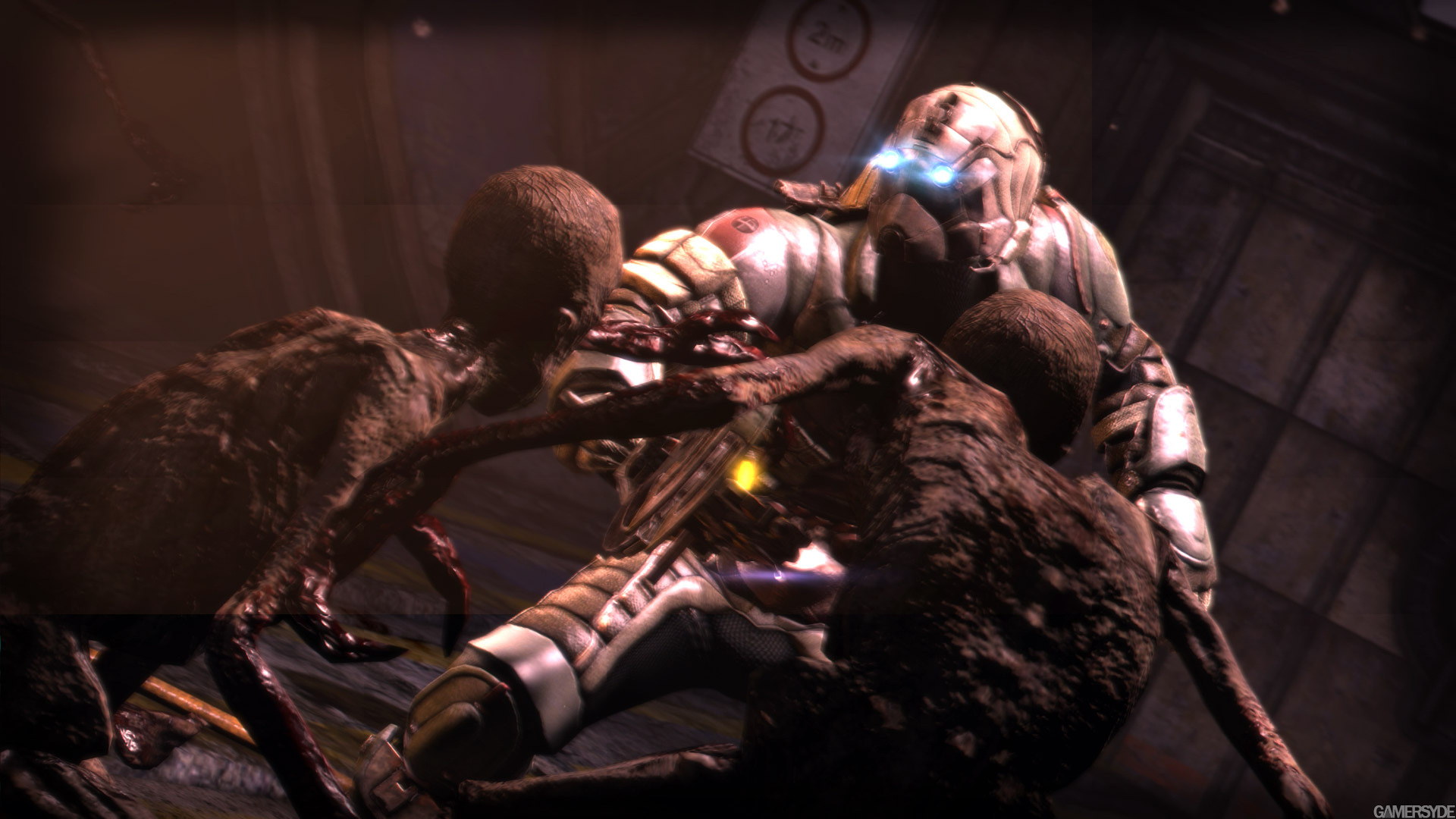 Dead Space 3, кадр № 44