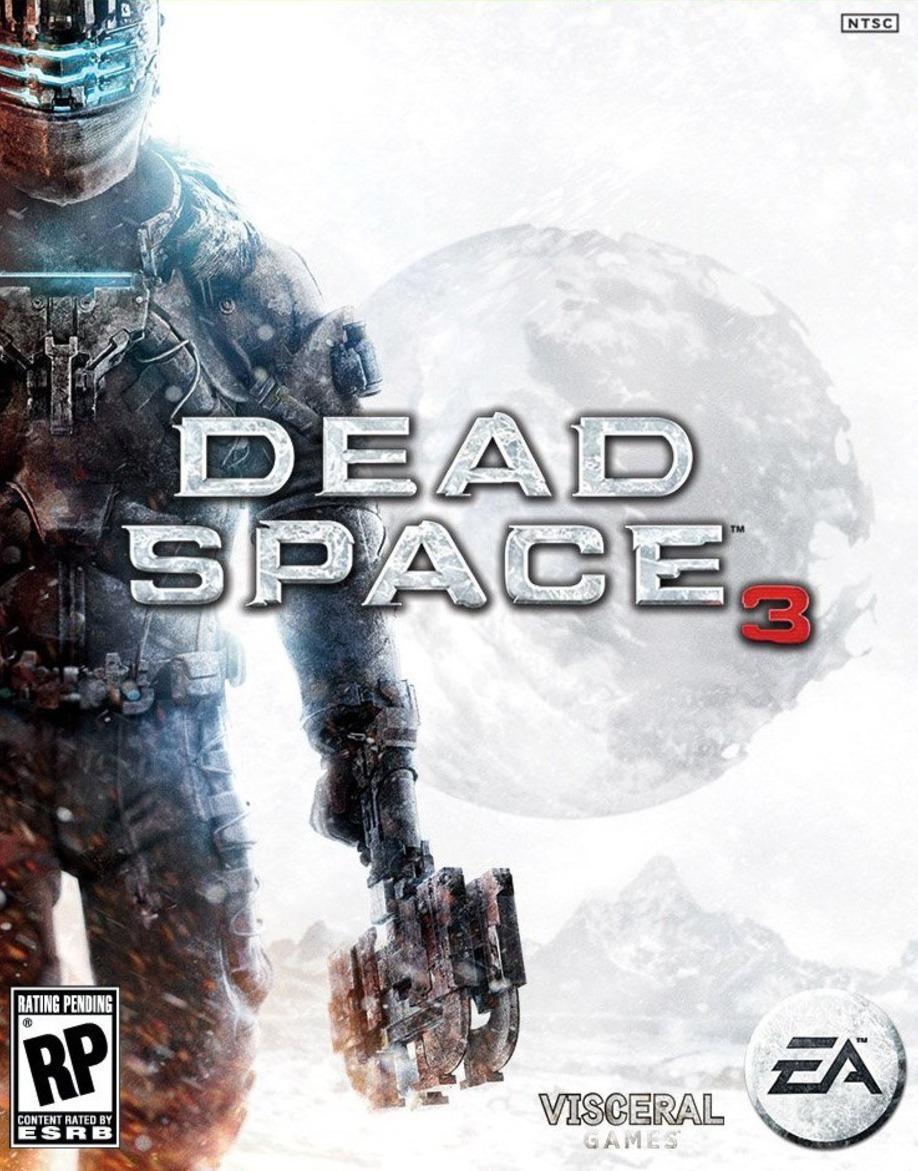 Dead Space 3, постер № 1