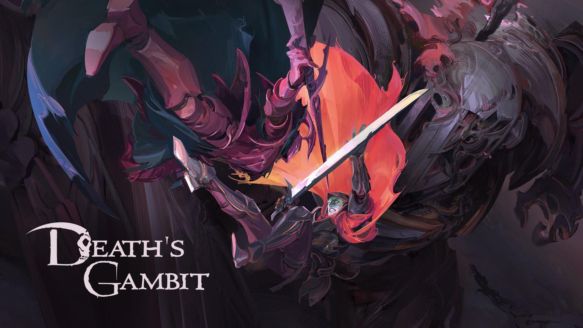 Death's Gambit, постер № 2