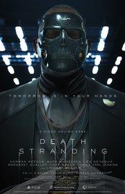 Обложки игры Death Stranding