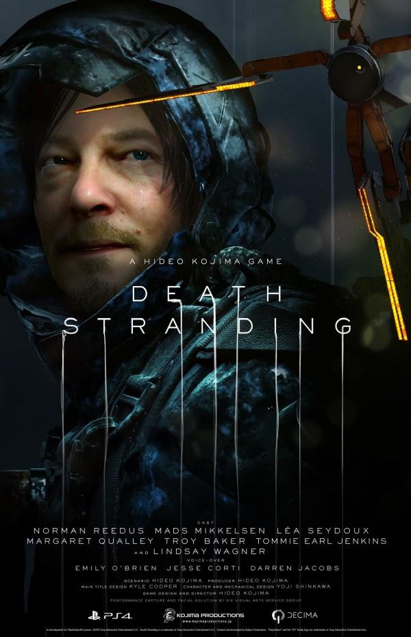Death Stranding, постер № 16