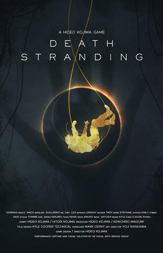 Death Stranding, кадр № 7