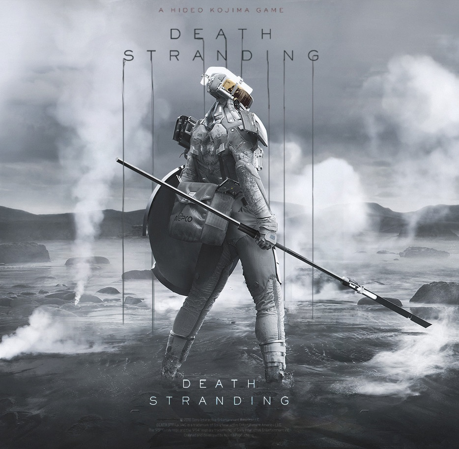 Death Stranding, кадр № 8