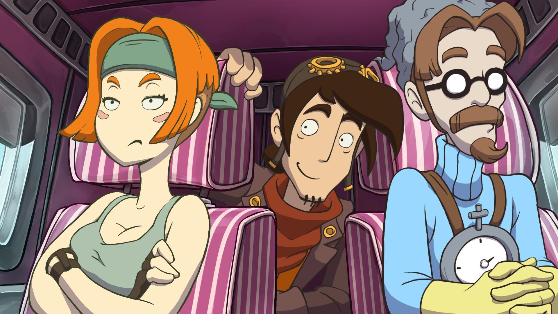 Deponia Doomsday (2016) PC - Скриншот 3