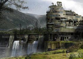 Промо-арт игры Destiny
