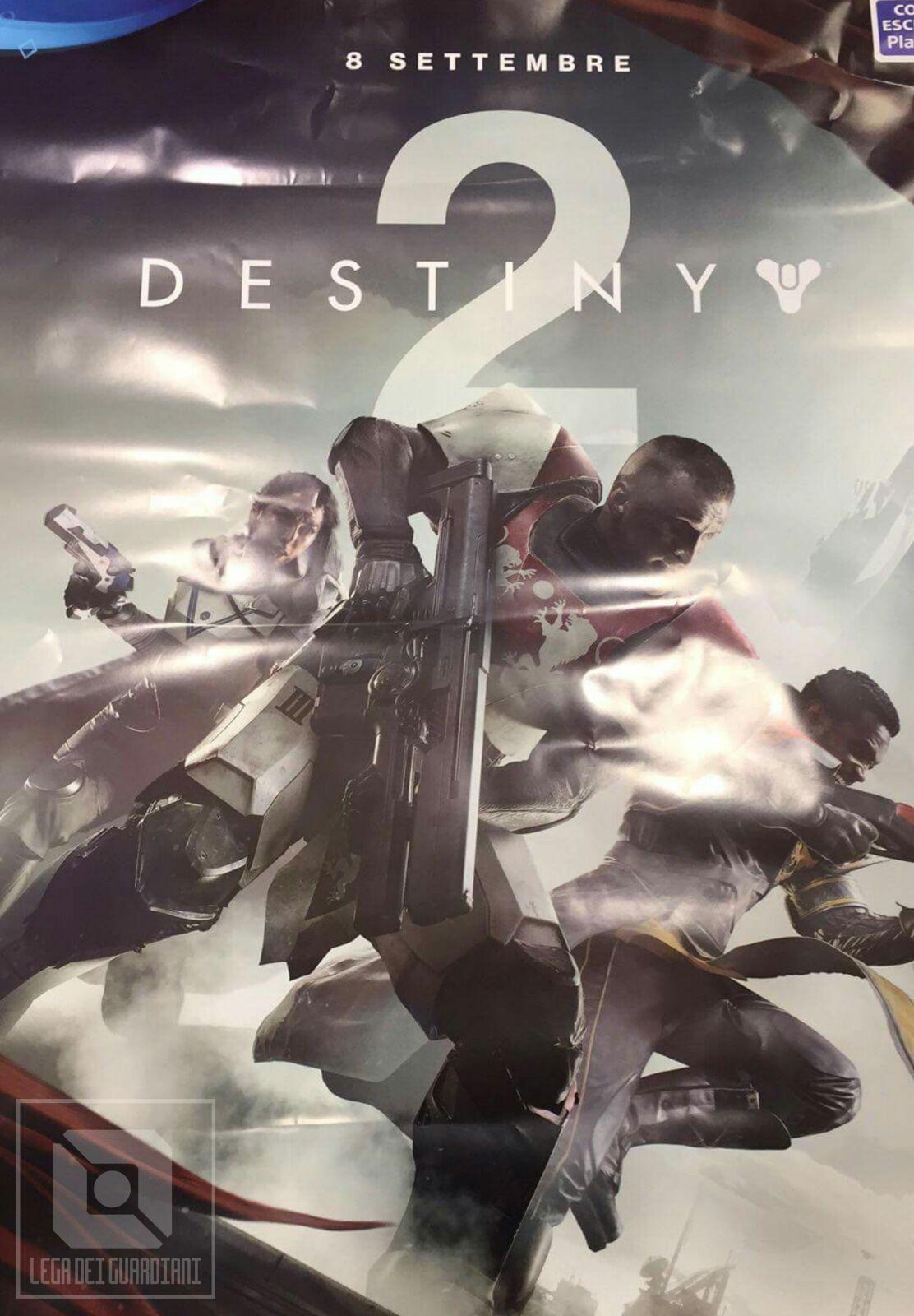 Destiny 2: Beyond Light, постер № 1