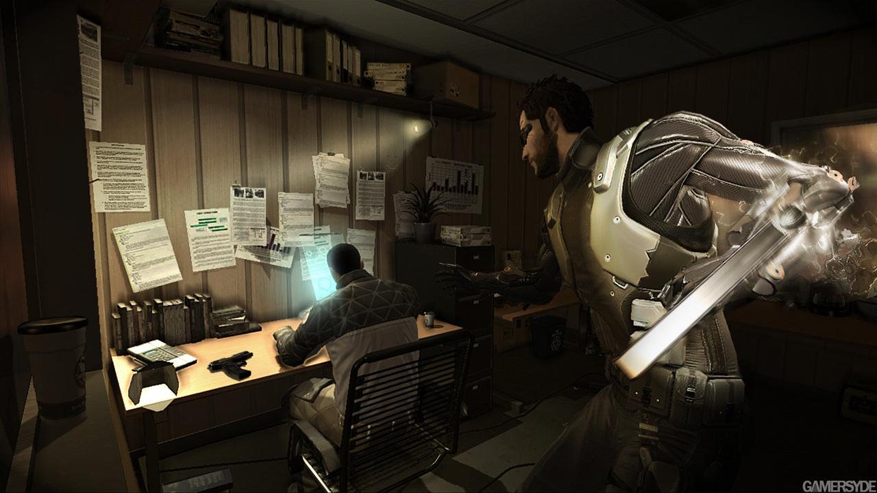 Deus Ex: Human Revolution, кадр № 2