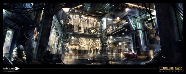 Deus Ex – не игра, а вселенная