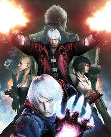 Подробности, трейлер и кадры игры Devil May Cry 4 Special Edition