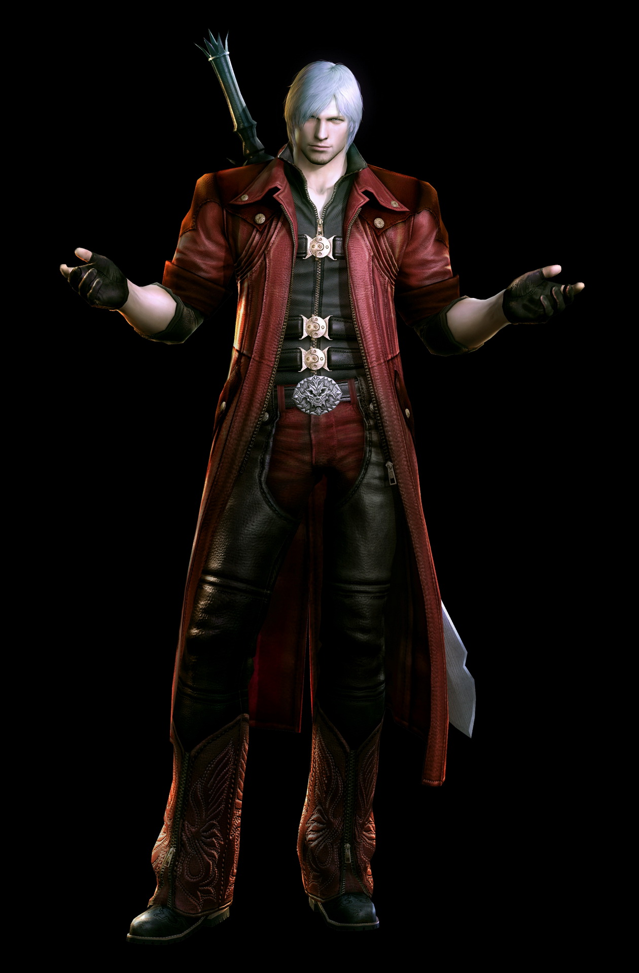 Devil May Cry 4 Special Edition, кадр № 2