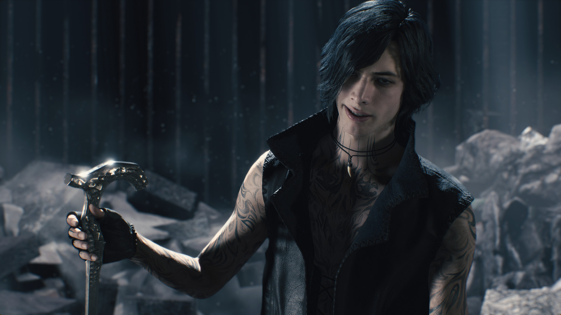 Devil May Cry 5, кадр № 5
