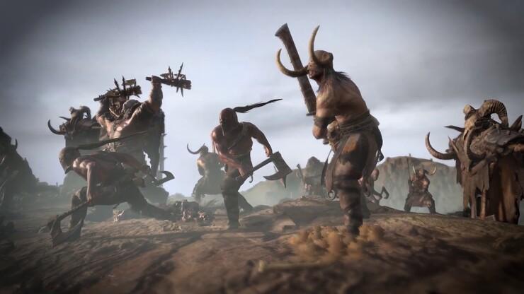 Diablo IV: тизер семейки монстров и изменения в управлении