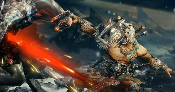 Кадры из игры Diablo Immortal