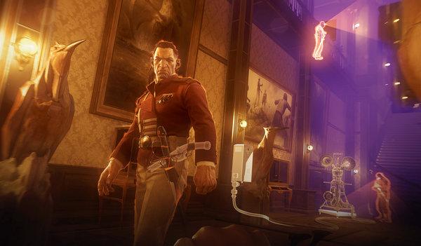 Кадры из игры Dishonored 2