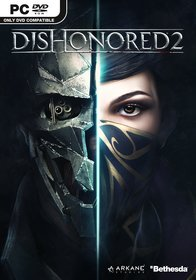 Обложки игры Dishonored 2
