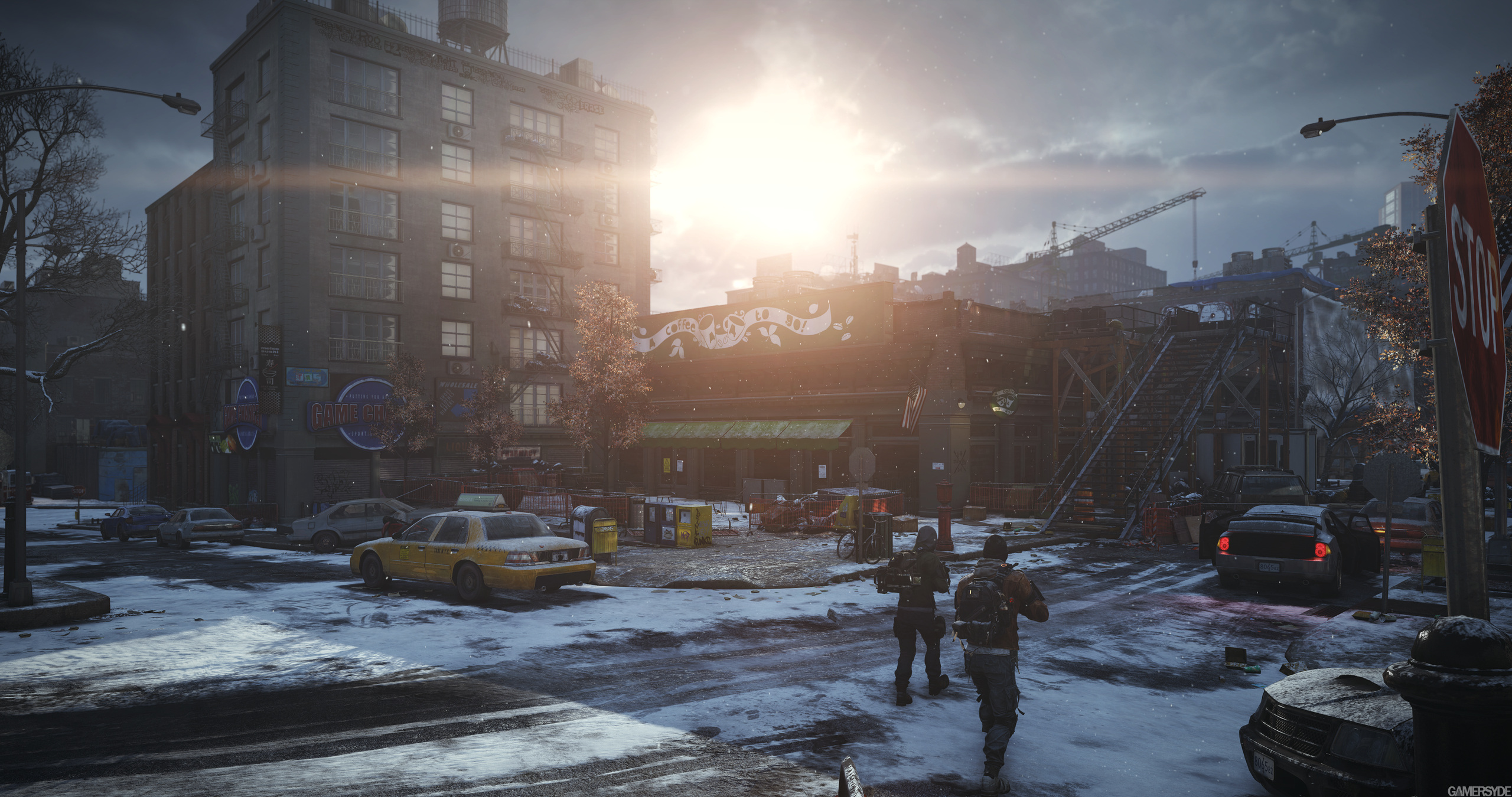 The Division, кадр № 6